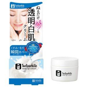 Kem Dưỡng Trắng Da Instawhite Tone Up Cream Meishoku Nhật Bản