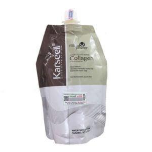 Hấp phục hồi Tóc Collagen Karseell Maca 500ml Chính Hãng