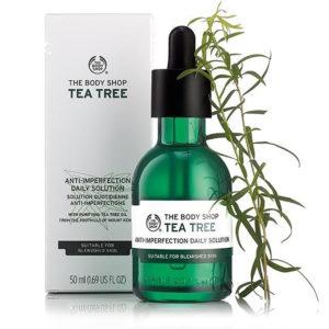 Tinh Chất Trị Mụn Tea Tree 50ML The Body Shop