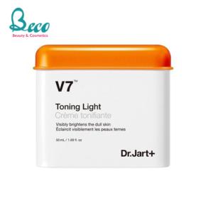Kem dưỡng trắng da V7 Toning Light Hàn Quốc Mới