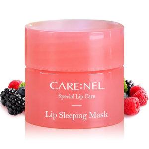 Mặt Nạ Ngủ Môi Dưỡng Và Trị Thâm CARE:NEL Lip Sleeping Mask 5g