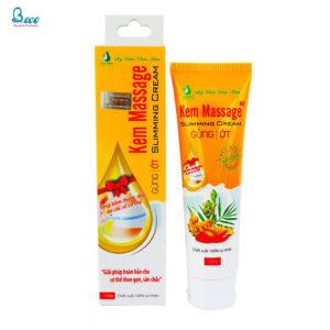 Kem Massage Tan Mỡ