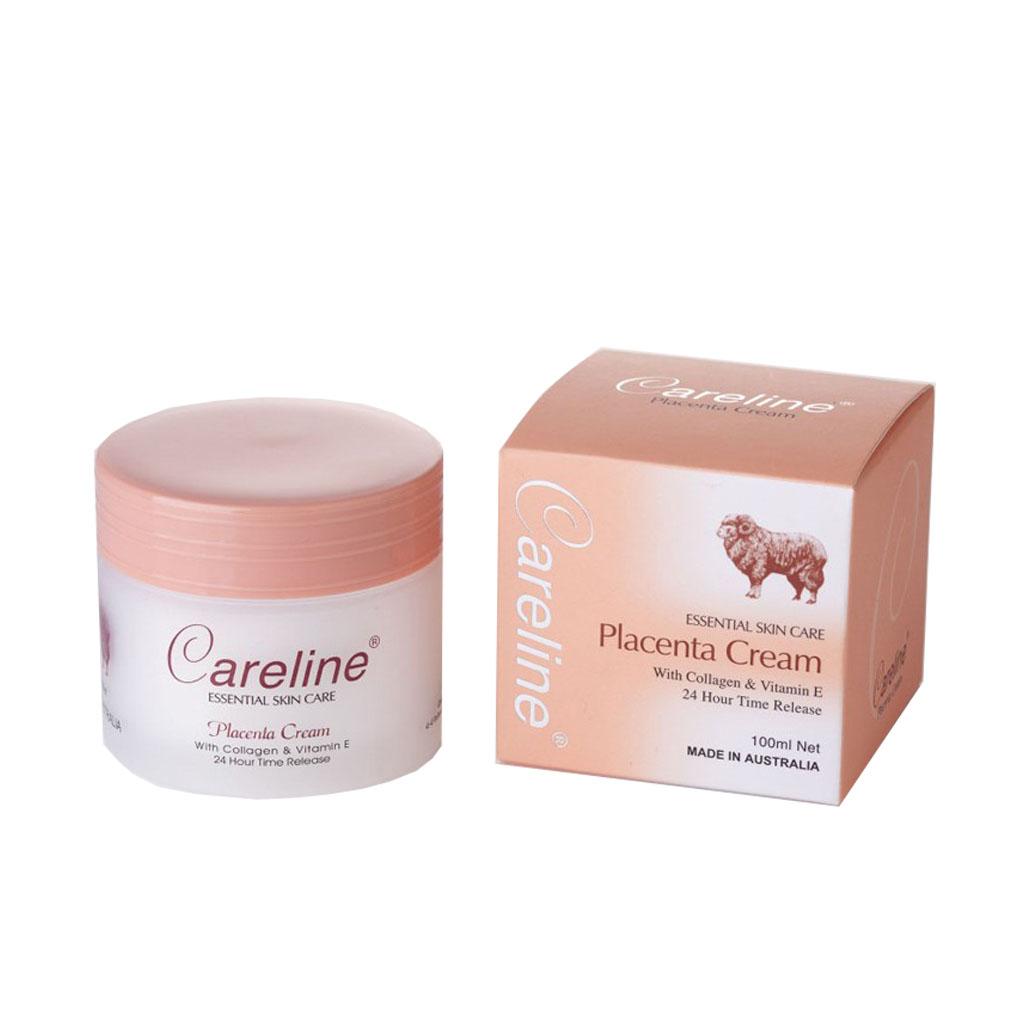 Kem Nhau Thai Cừu Careline Placenta Cream With Collagen & Vitamin E