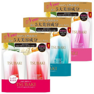 Cặp dầu gội Tsubaki chung 2