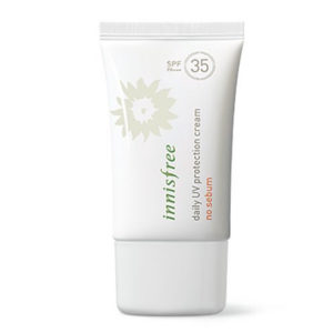 Kem chống nắng Innisfree Daily 1