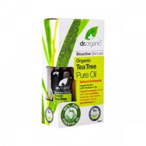 Tinh dầu tràm trà Dr.organic 1